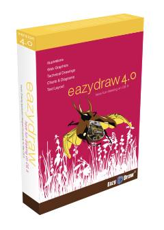 Use EazyDraw to import to AppleWorks ( Apple Works 6 ) drawings