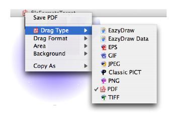 keynote export pdf reduce file size